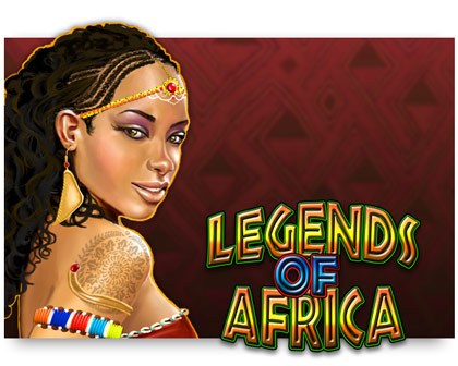 Слот Legends of Africa - краткая характеристика