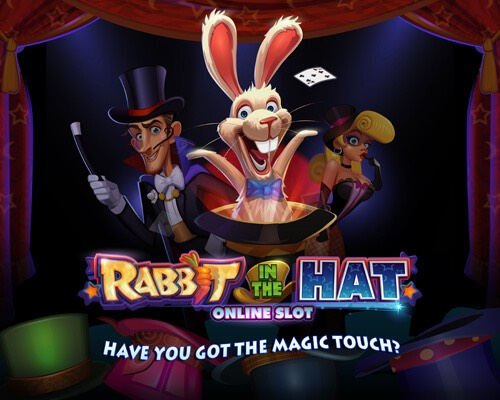 Слот Rabbit in the hat от Microgaming - краткая характеристика